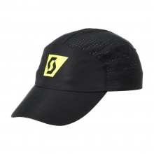 GORRA SCOTT RC RUN NEGRO