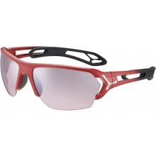 GAFAS CEBE S-TRACK LARGE MATT RED GRADIENT/BLACK