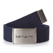 CINTURON CARHARTT CLIP BLUE