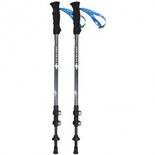 BASTONES RAIDLIGHT VERTICAL CARBON3 NEGRO/AZUL