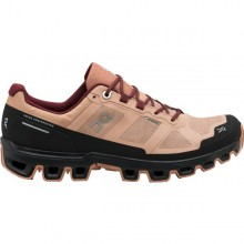 ZAPATILLAS ON RUNNING MUJER CLOUDVENTURE WATERPROOF ROSEBROWN MULBERRY