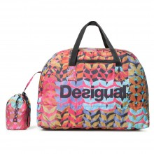 BOLSA DESIGUAL PACKABLE BAG ARTY