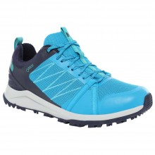 ZAPATILLAS W THE NORTH FACE LITEWAVE FASTPACK II GTX AZUL