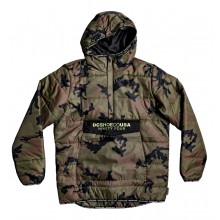 CANGURO DC SHOES CONINGSBY CAMUFLAJE